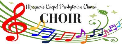 Macquarie Presbyterian Church Choir