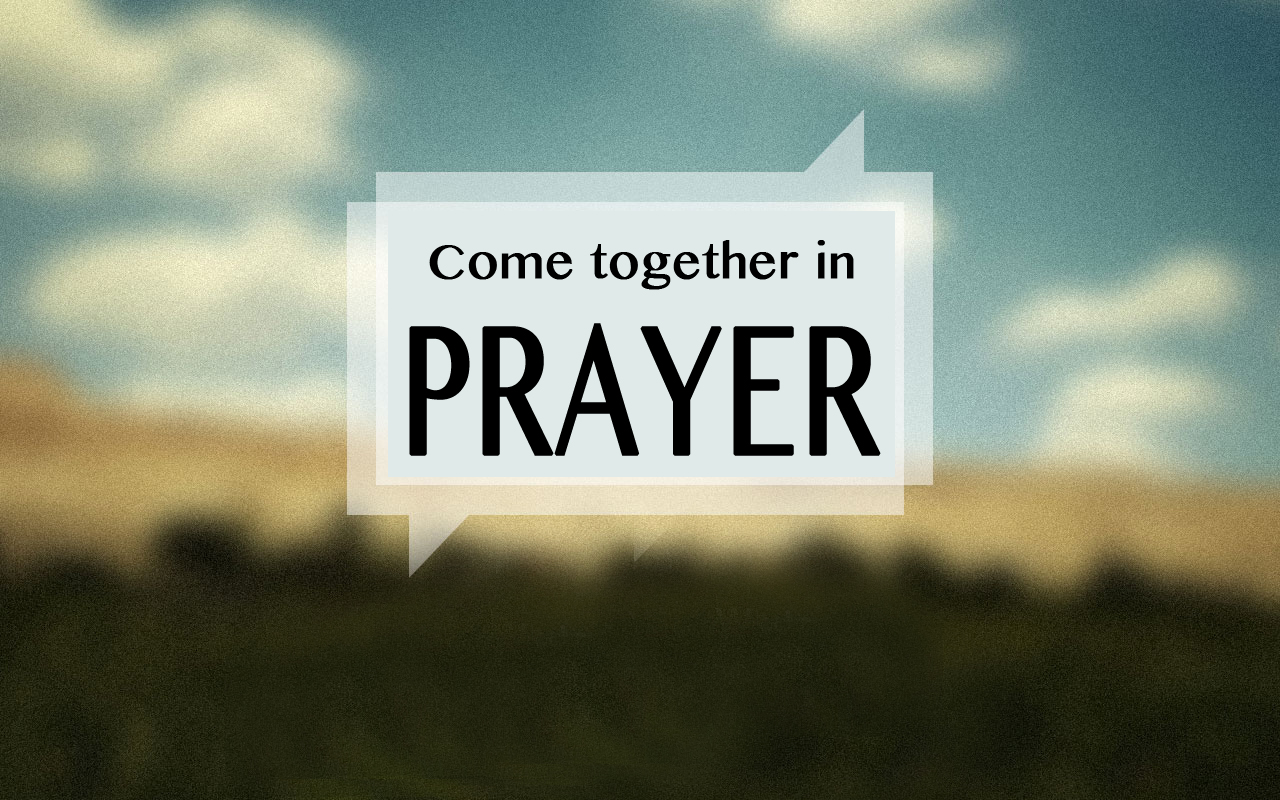 Prayer Meeting Logo