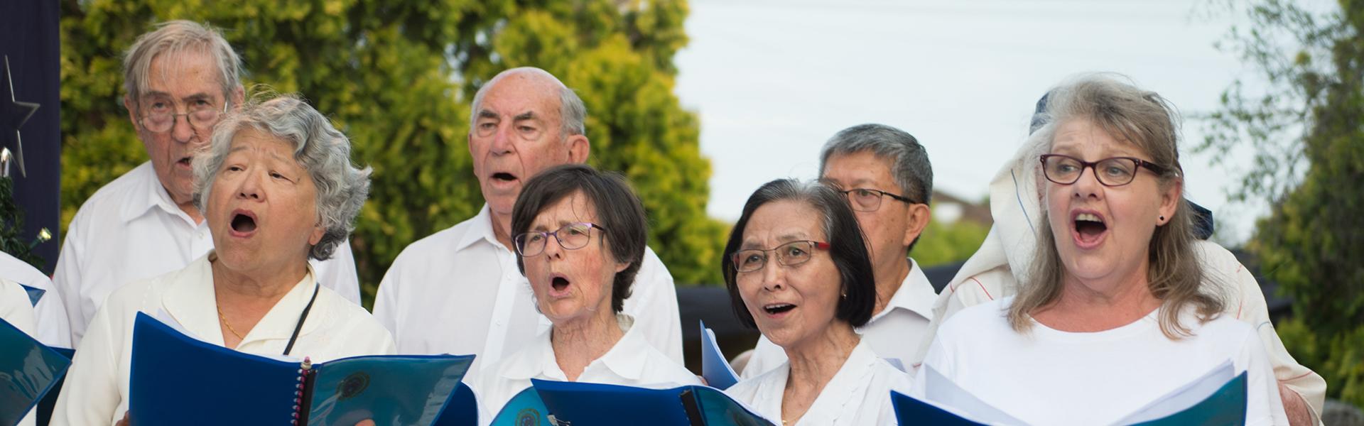 The Macquarie Chapel Choir