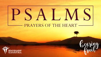 Psalms, Prayers of the Heart - sermon series icon